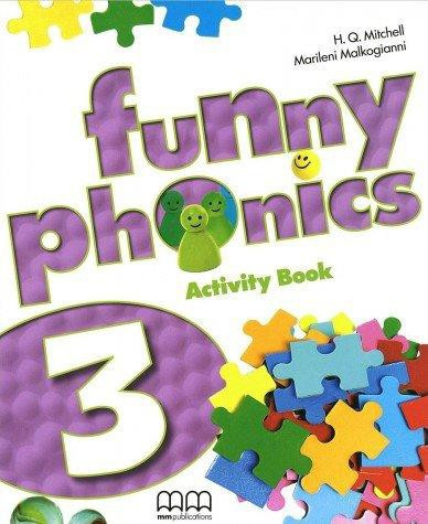 Funny Phonics 3 Activity Βook