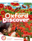 Oxford Discover Level 1 Student Book Pack