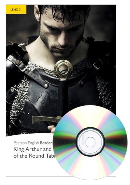 King Arthur Book & CD Pack