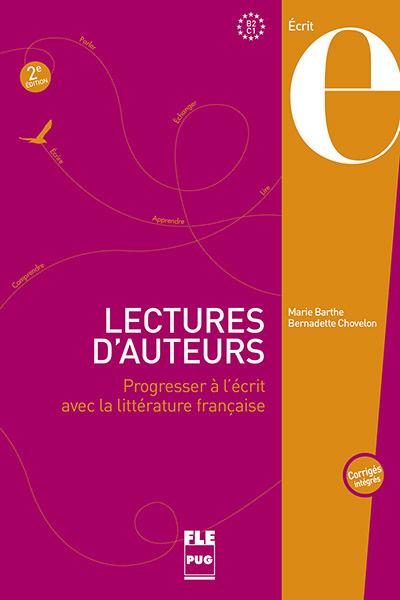 Lectures d'auteurs - B2-C1