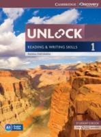 Unlock Level 1 Reading and Writing Skills Student's Book and Online Workbook