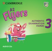 Cambridge English Young Learners 3 Flyers Audio CDs (2)