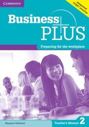 Business Plus Level2 Teacher's Manual