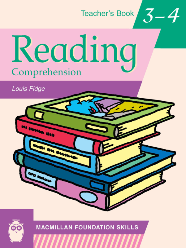 Macmillan Foundation Skills Series - Reading Skills Levels 3 & 4 Teacher's Book