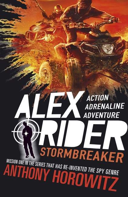 Stormbreaker 15th Anniversary Edition (Anthony Horowitz)
