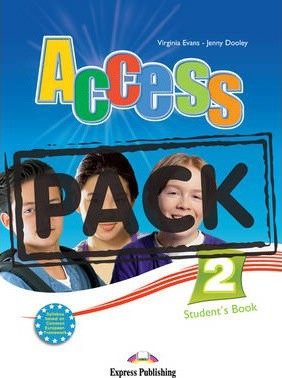 Access 2 Student's Pack With Iebook (upper)