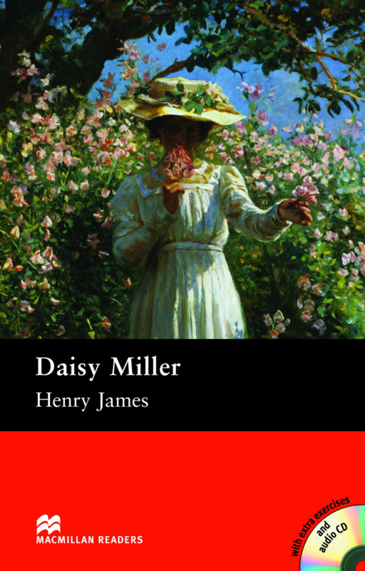 Daisy Miller Reader with Audio CD