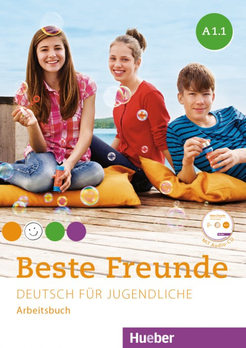 Beste Freunde A1/1 Werkboek met Audio-CD