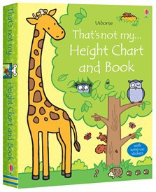 That's not my… height chart and book