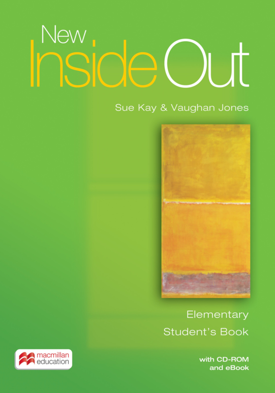 Inside Out New Elementary  Student's Book + eBook Pack