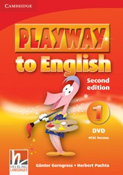 Playway to English Second edition Level1 DVD NTSC