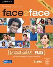 face2face Second edition Starter Presentation Plus DVD-ROM