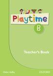 Playtime B Teacher's Book