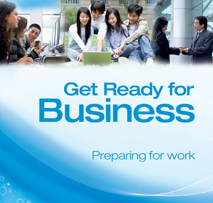 Get Ready for Business Level 1 Class Audio CD (3)