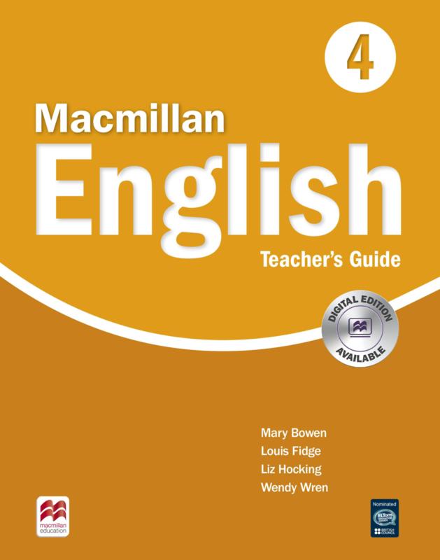 Macmillan English Level 4 Teacher's Guide