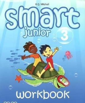 Smart Junior 3 Workbook