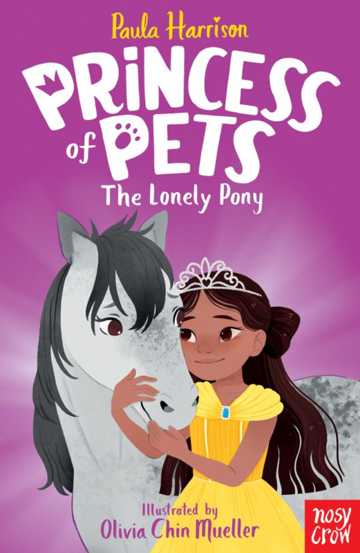 Princess of Pets: The Lonely Pony (Paperback)