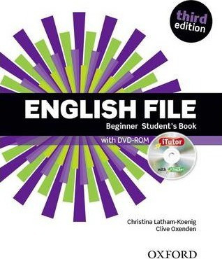 English File: Beginner: Student's Book with iTutor : The best way to get your students talking