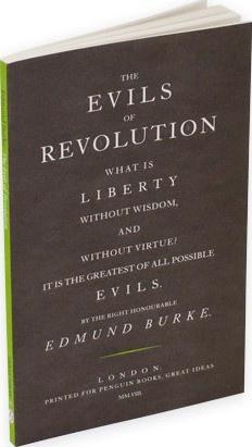 The Evils Of Revolution (Edmund Burke)