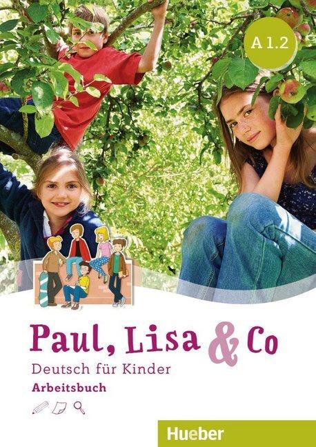 Paul, Lisa & Co A1/2 Werkboek