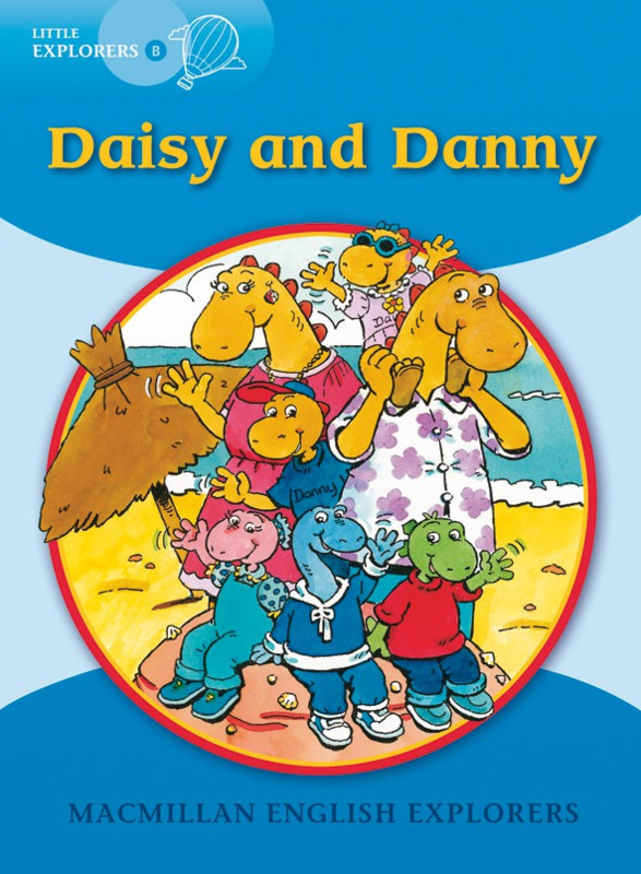 Little Explorers B -  Daisy and Danny Reader