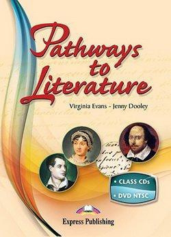 Pathways To Literature Class Cds (set Of 4/pal)