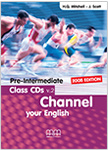 Channel Your English Pre-intermediate Class Cds
