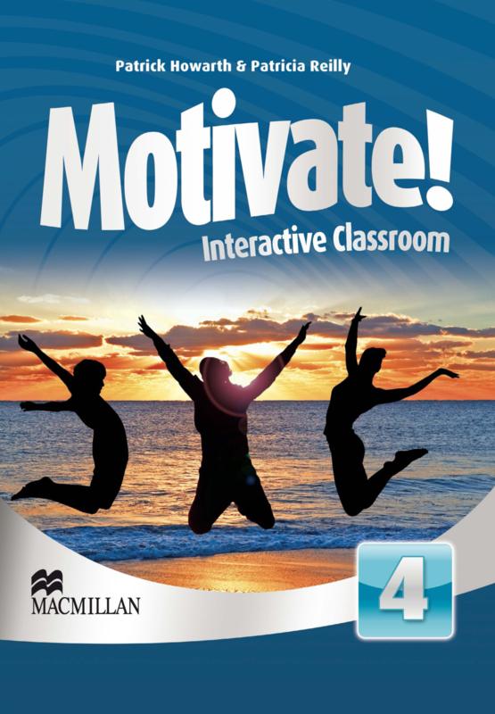 Motivate! Level 4 Interactive Classroom CD-ROM