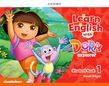 Learn English With Dora The Explorer Level 1 Student Book