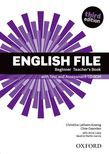 English File Beginner Teacher's Book With Test And Assessment Cd-rom