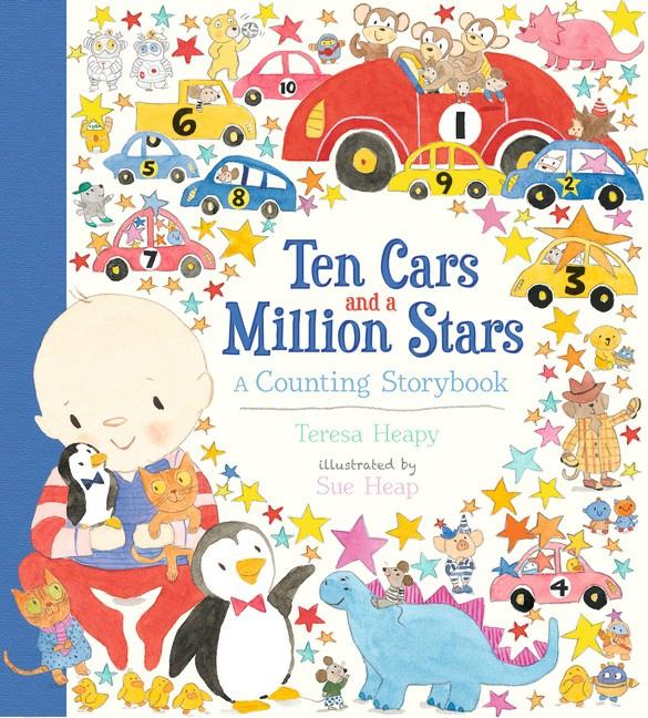 Ten Cars And A Million Stars (Teresa Heapy, Sue Heap)