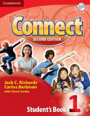 Connect Second edition Level1 Student's Book with Self-study Audio CD