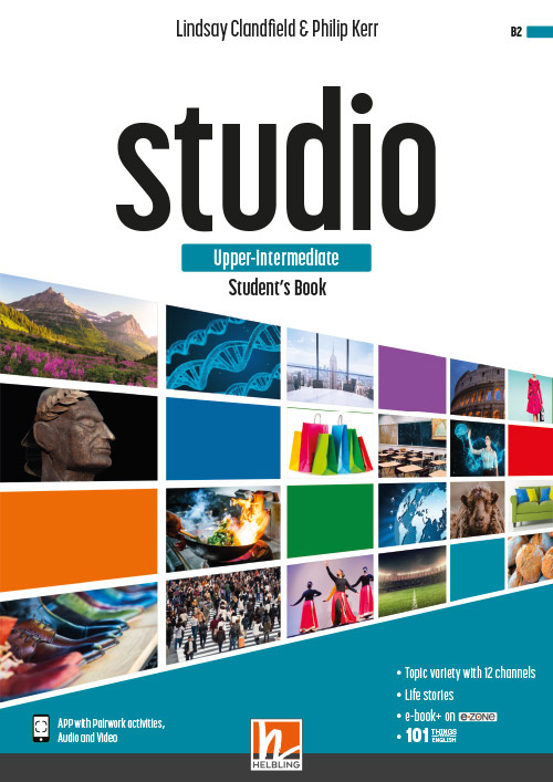 STUDIO upper-inter. Workbook + e-zone