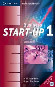 Business Start-up Level1 Workbook with CD-ROM/Audio CD