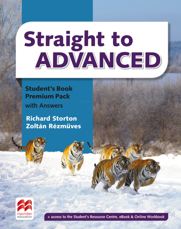 Straight to Advanced Student's Book with Answer Premium Pack
