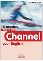 Channel Your English Elementary Teacher's Book