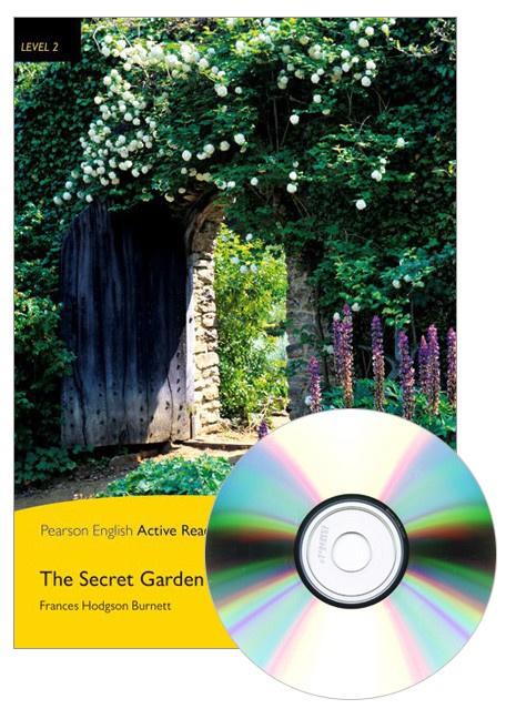 The Secret Garden Book Book & Multi-ROM Pack