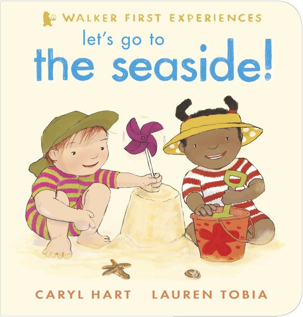 Let's Go To The Seaside! (Caryl Hart, Lauren Tobia)
