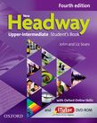 New Headway Upper-intermediate B2 Student's Book With Itutor And Oxford Online Skills