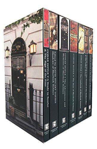 The Complete Sherlock Holmes Collection (Doyle, A. C.)