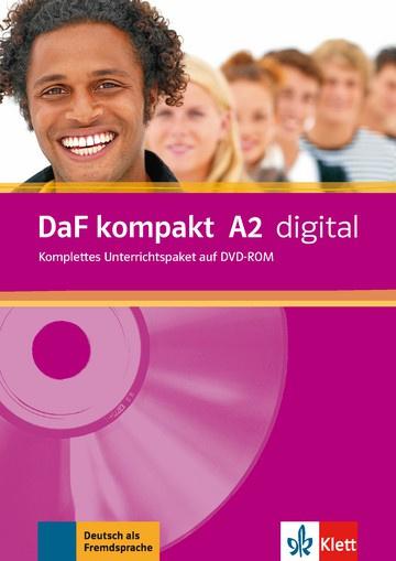 DaF kompakt A2 digital DVD-ROM