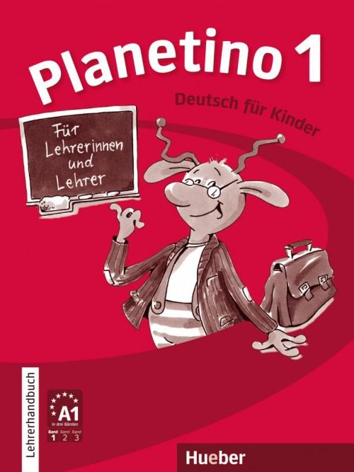 Planetino 1 Lerarenboek