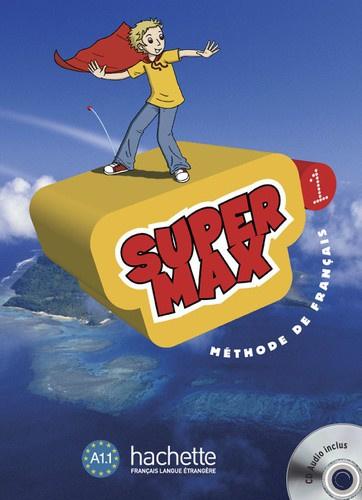 Méthode de français Super Max