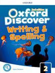 Oxford Discover Level 2 Writing And Spelling Book