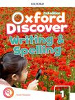 Oxford Discover Level 1 Writing and Spelling Book