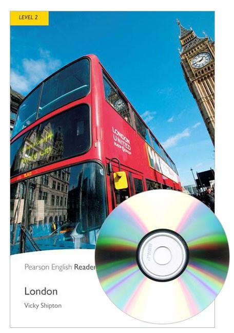 London Book & CD Pack