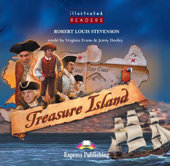 Treasure Island Audio Cd