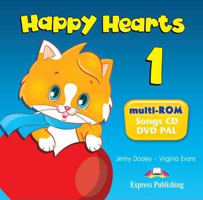 Happy Hearts 1 Multi Rom Pal (international)