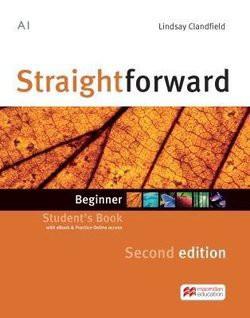 Straightforward 2nd Edition Beginner Level  Student's Book + eBook Pack