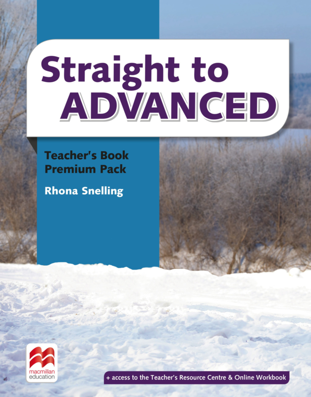 Straight to Advanced Teacher's Book Premium Pack